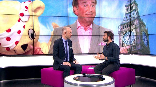 Colin Patterson talks to Ricky about Terry Wogan