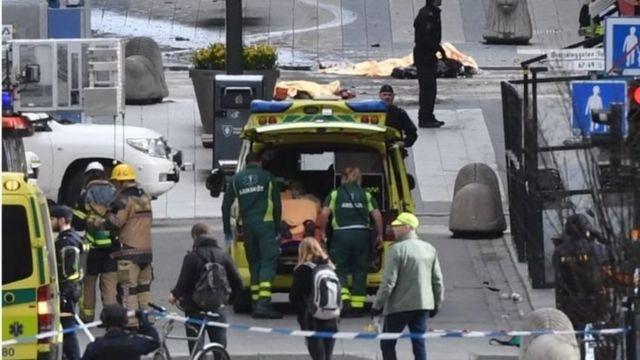 حمله در سوئد