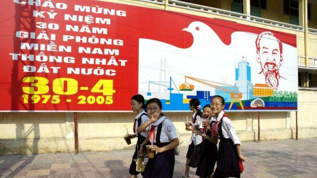 Việt Nam chú trọng tuyên truyền về ngày 30/4 là ngày chiến thắng cho lớp trẻ