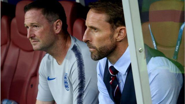 HLV đội tuyển Anh Gareth Southgate