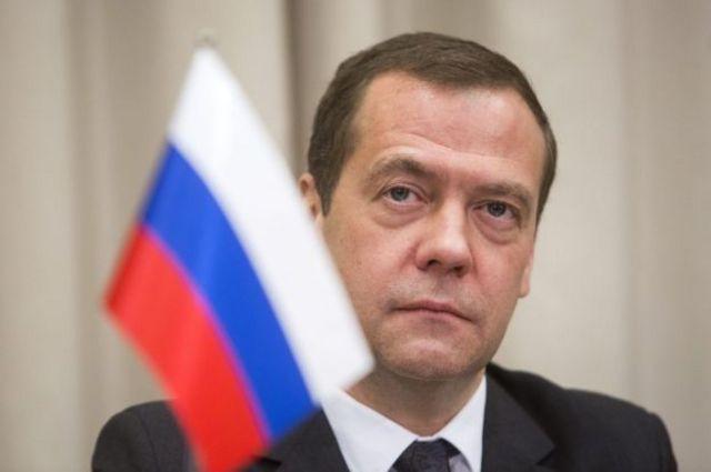 أدان مدفييدف طرد الدبلوماسيين الروس