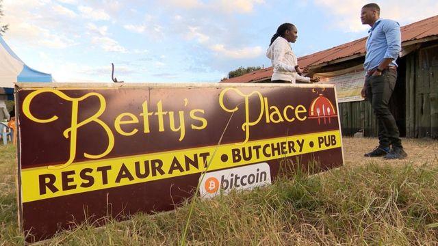 bitcoin traders kenija