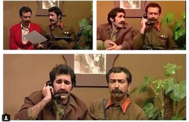 Кадри з іранського серіалу