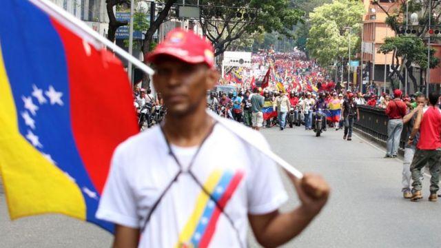 venezolano chavista