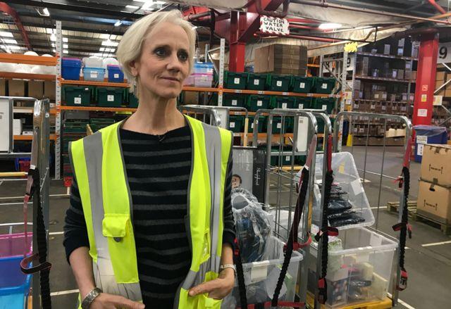 Brexit: JoJo Maman Bebe founder says retail confidence hit
