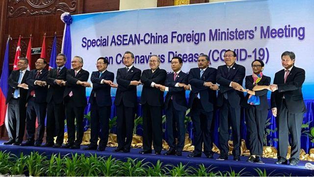 Các nước ASEAN có phản ứng khác nhau với đề nghị của ông Vương Nghị