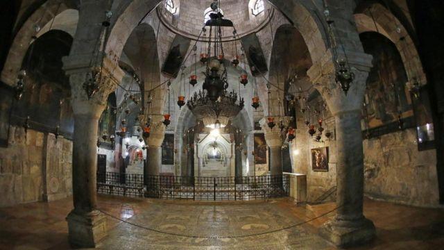 Iglesia del Santo Sepulcro, Jerusalén