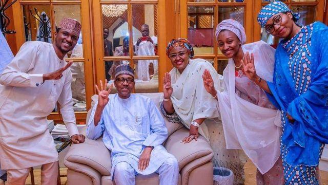 Wo ist Aisha Buhari jetzt?
