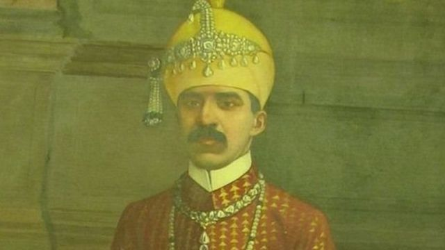 हैदराबाद के आख़िरी निज़ाम मीर उस्मान अली ख़ान