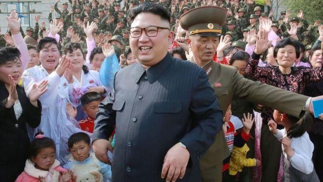 Kiongozi wa Korea Kaskazini Kim Jong-un anashutumiwa kwa kuibua silaha hatarishi za nyuklia kila kukicha
