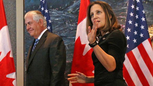 كندا وأمريكا
