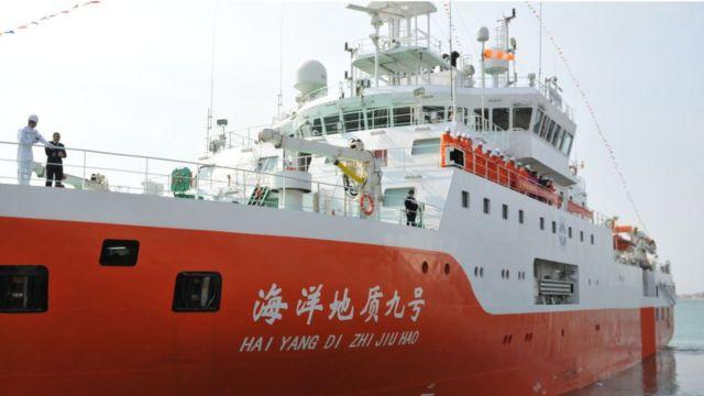 Việt Nam và Trung Quốc vẫn đang căng thẳng trên Biển Đông