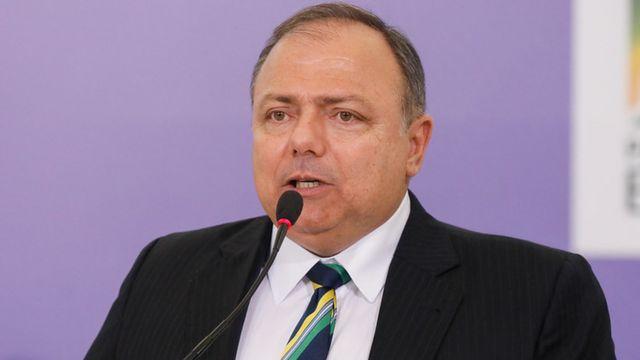 Ex-ministro da saúde, Eduardo Pazuello