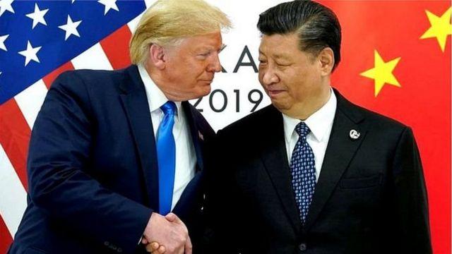 Quan hệ Trung - Mỹ