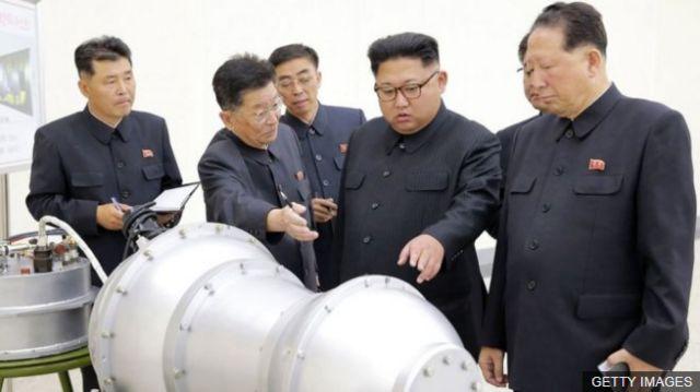 การทดลองนิวเคลียร์และขีปนาวุธทำให้สหประชาชาติออกมาตรการคว่ำบาตรเกาหลีเหนืออย่างต่อเนื่อง