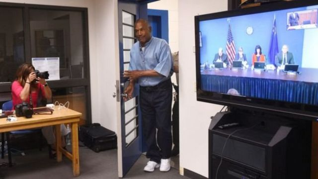 سیمپسون در جلسه دادگاه اتهام الکلی بودن را رد کرد