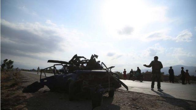 Les combats durent depuis 40 ans. La plupart des Afghans ne se souviennent pas d'une période de paix