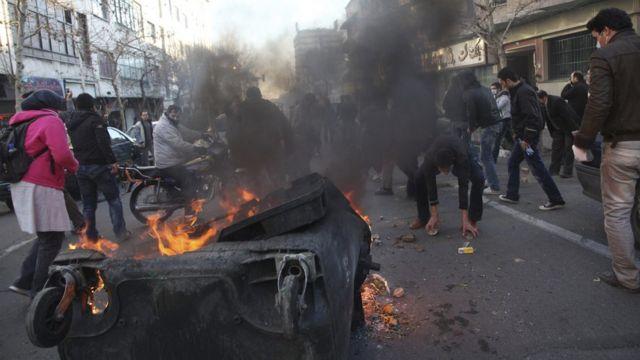 تظاهرات ۲۵ بهمن
