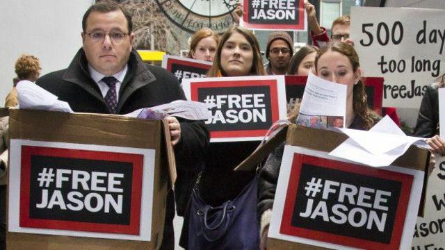 Entre los liberados se encontraba Jason Rezaian, excorresponsal del Washington Post en Teherán.