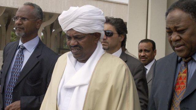 Le président Omar el-Béchir a été destitué et arrêté. (Photo d'archives)