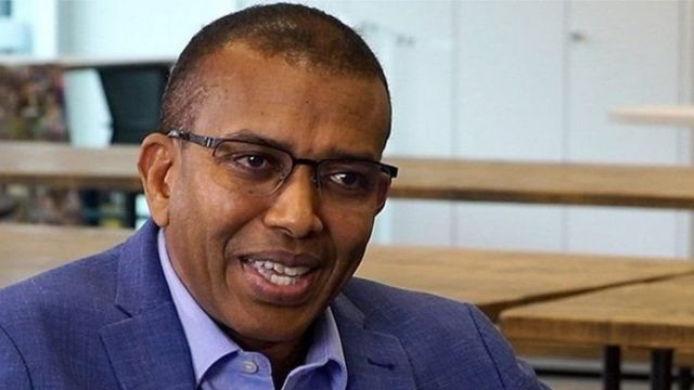 Ismail Ahmed - Mwanzilishi na Mwenyekiti wa WorldRemit