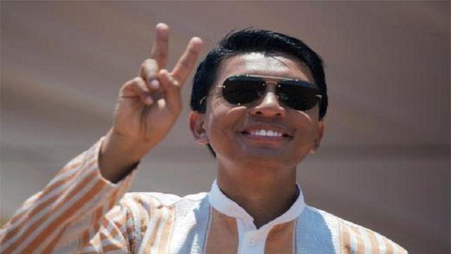 Andry Rajoelina a été déclaré vainqueur de l'élection présidentielle par la Céni.