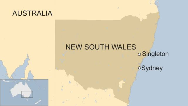 Three children killed in Australian house fire