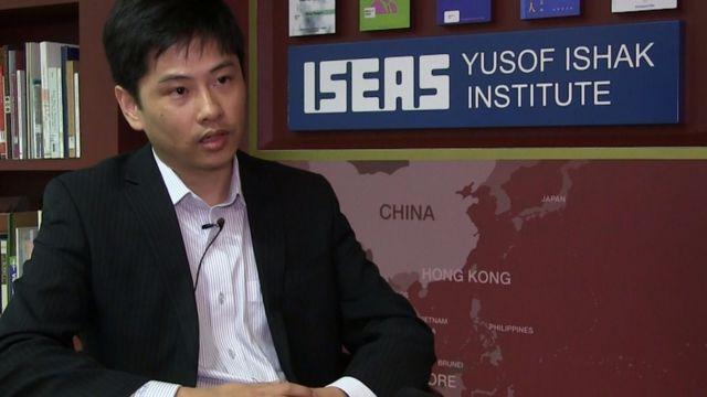 Tiến sỹ Lê Hồng Hiệp hiện đang làm việc và nghiên cứu tại Singapore
