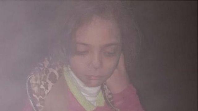 7 yaşındaki Suriyeli Bana Alabed