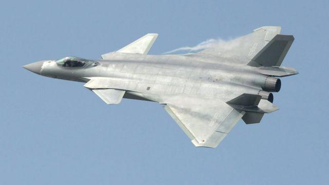 Китайский истребитель