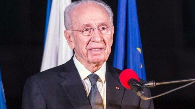 Shimon Peres yagiye arashingwa amabanga ahambaye ku ntwaro nka zose muri Israel