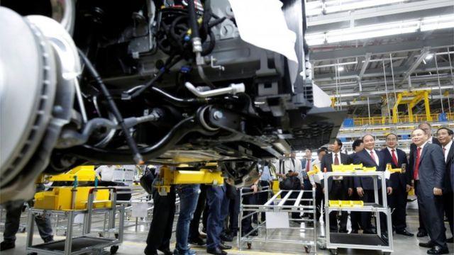 VinFast dự kiến sẽ ra mắt 12 mẫu ô tô các loại và xe máy điện trong năm 2019 và năm 2020