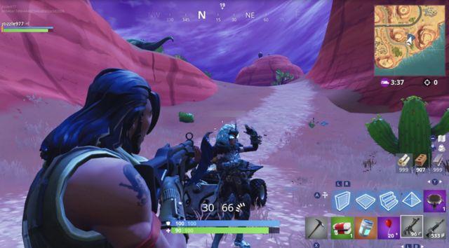 сцена из игры