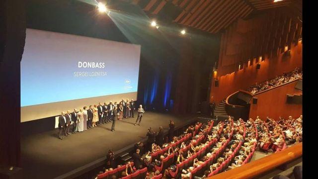 """Прем'єра фільму Сергія Лозниці """"Донбас"""" у Каннах у травні 2018 року"""