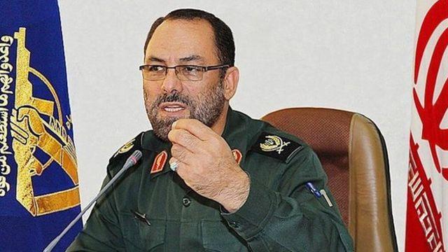 رجبی فرمانده سپاه کردستان