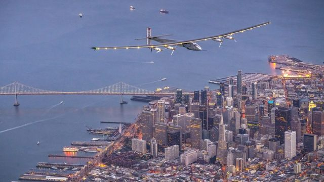 Quang cảnh một góc San Francisco nhìn từ trên cao