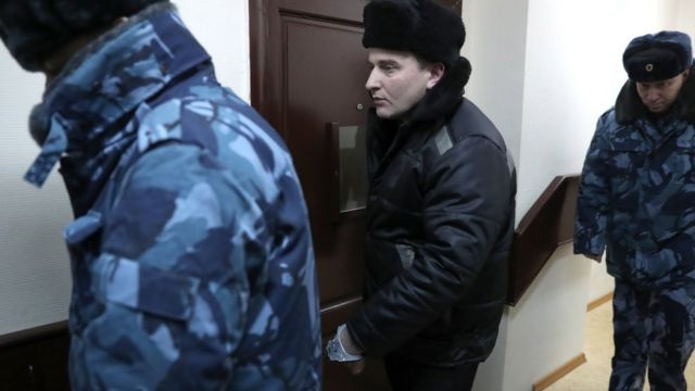 Anikeev in prison
