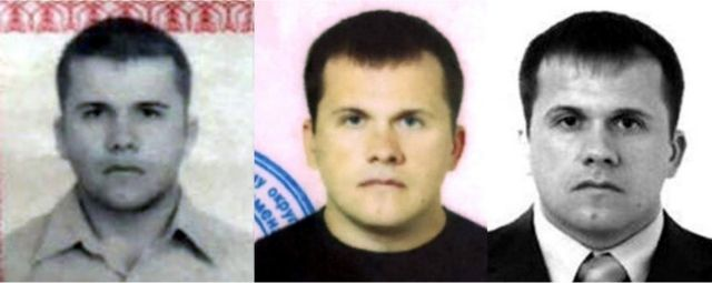 べリングキャットは、アレクサンデル・ミシュキン氏とされる男性のパスポート写真など写真計3枚を公表した