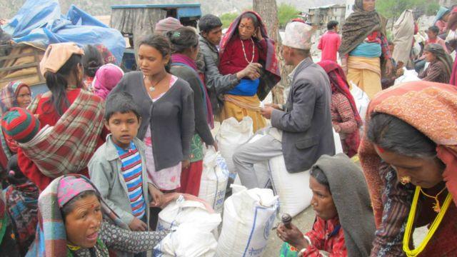 नेपाली महिला