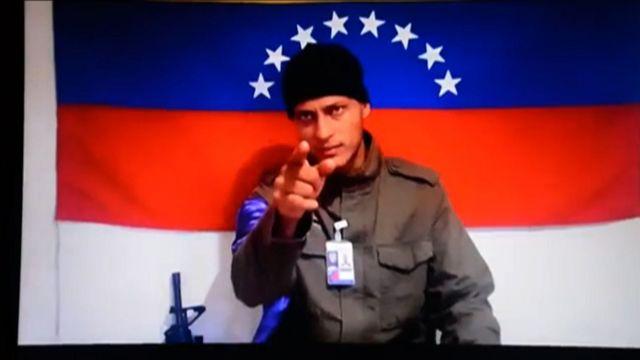 Óscar Pérez había aparecido en un video el pasado 5 de julio pero se desconocía su paradero.