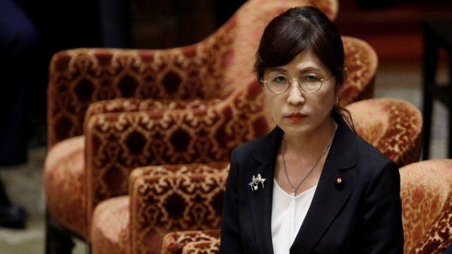 防卫大臣稻田朋美