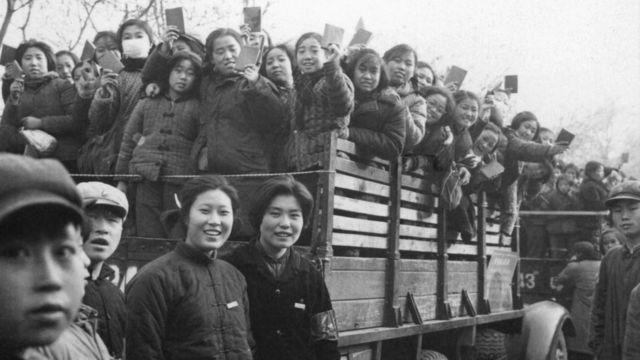 চীন, সাংস্কৃতিক বিপ্লব