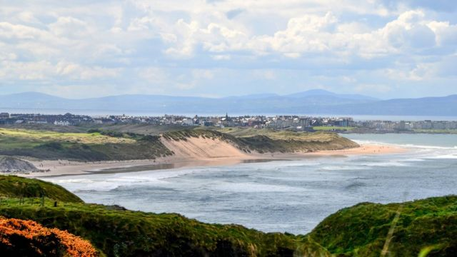The changing face of Northern Ireland tourism