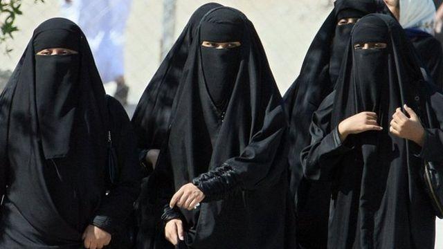 சவுதி அரேபியாவின் பெண்கள்