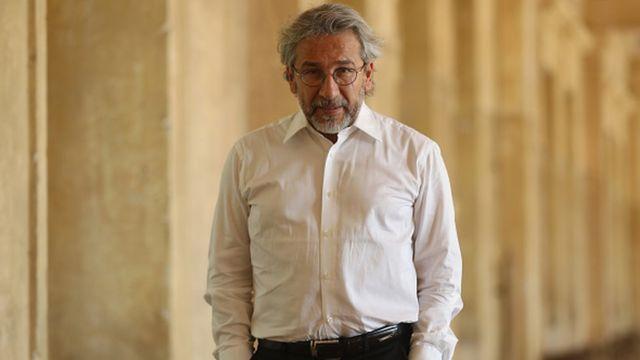 Cumhuriyet gazetesinin eski genel yayın yönetmeni Can Dündar