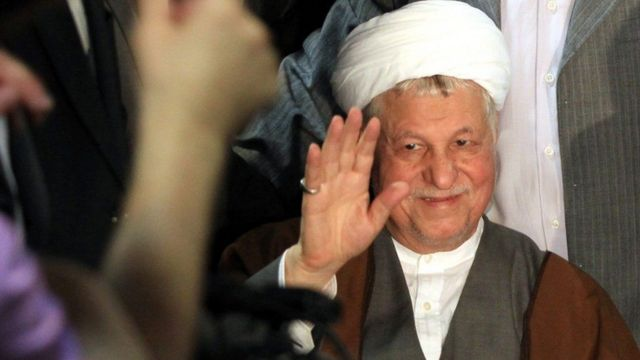 L'ancien président Iranien, Akbar Hashemi Rafsanjani, décédé ce dimanche à l'âge de 82 ans, suite à une attaque cardiaque