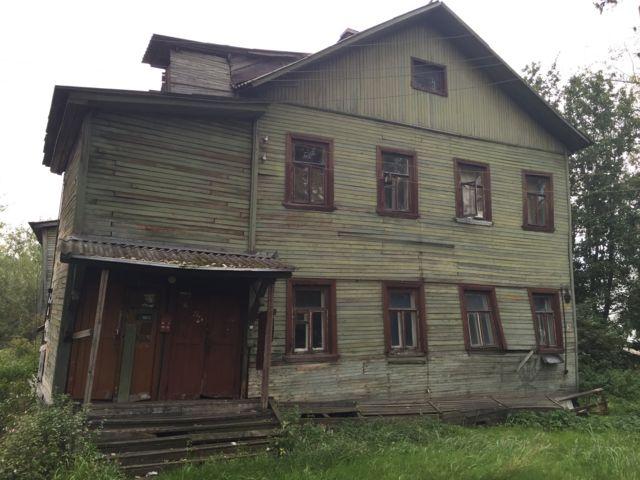 архангельск, архангельская область, аварийное жилье