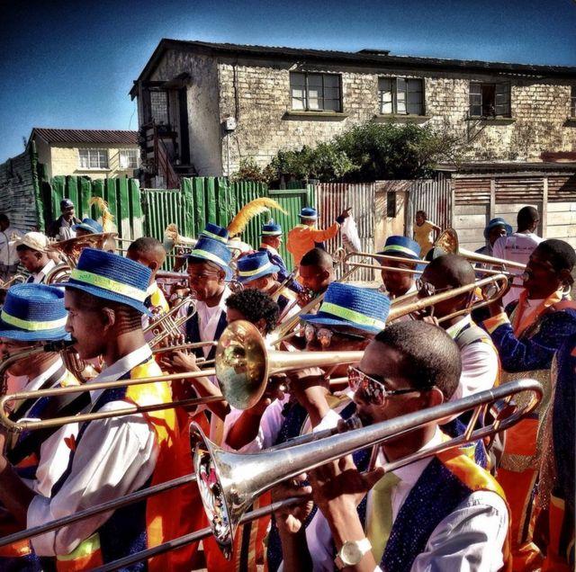 Küçə karnavalı - Cape Town, Cənubi Afrika