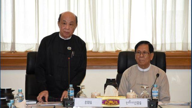 ကာလုံမှာ ပြည်သူနဲ့အမျိုးသားလွှတ်တော်နှစ်ရပ် ဒုဥက္ကဋ္ဌတွေလည်း အဖွဲ့ဝင်အဖြစ် ပါဝင်ပါတယ်။