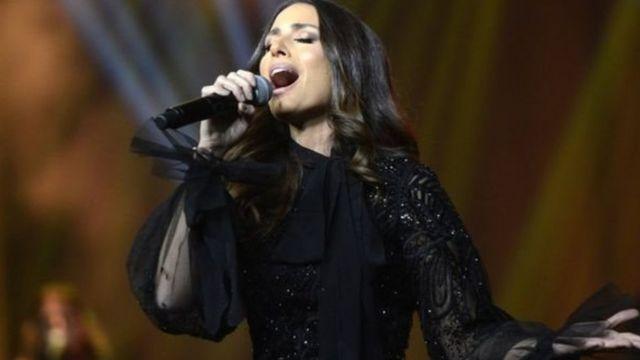 لبنانی گلوکارہ